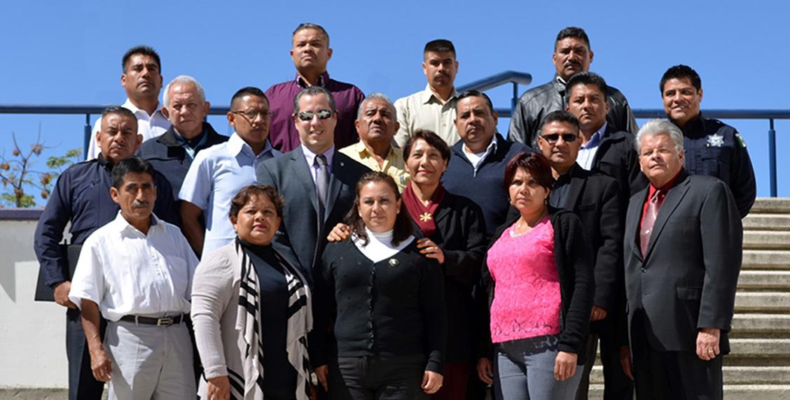 EMBAJADA NORTEAMERICANA DESTACA DESEMPEÑO DE POLICÍA DE OAXACA EN CAPACITACIONES PARA IMPLEMENTACIÓN DEL SISTEMA PENAL ADVERSARIAL