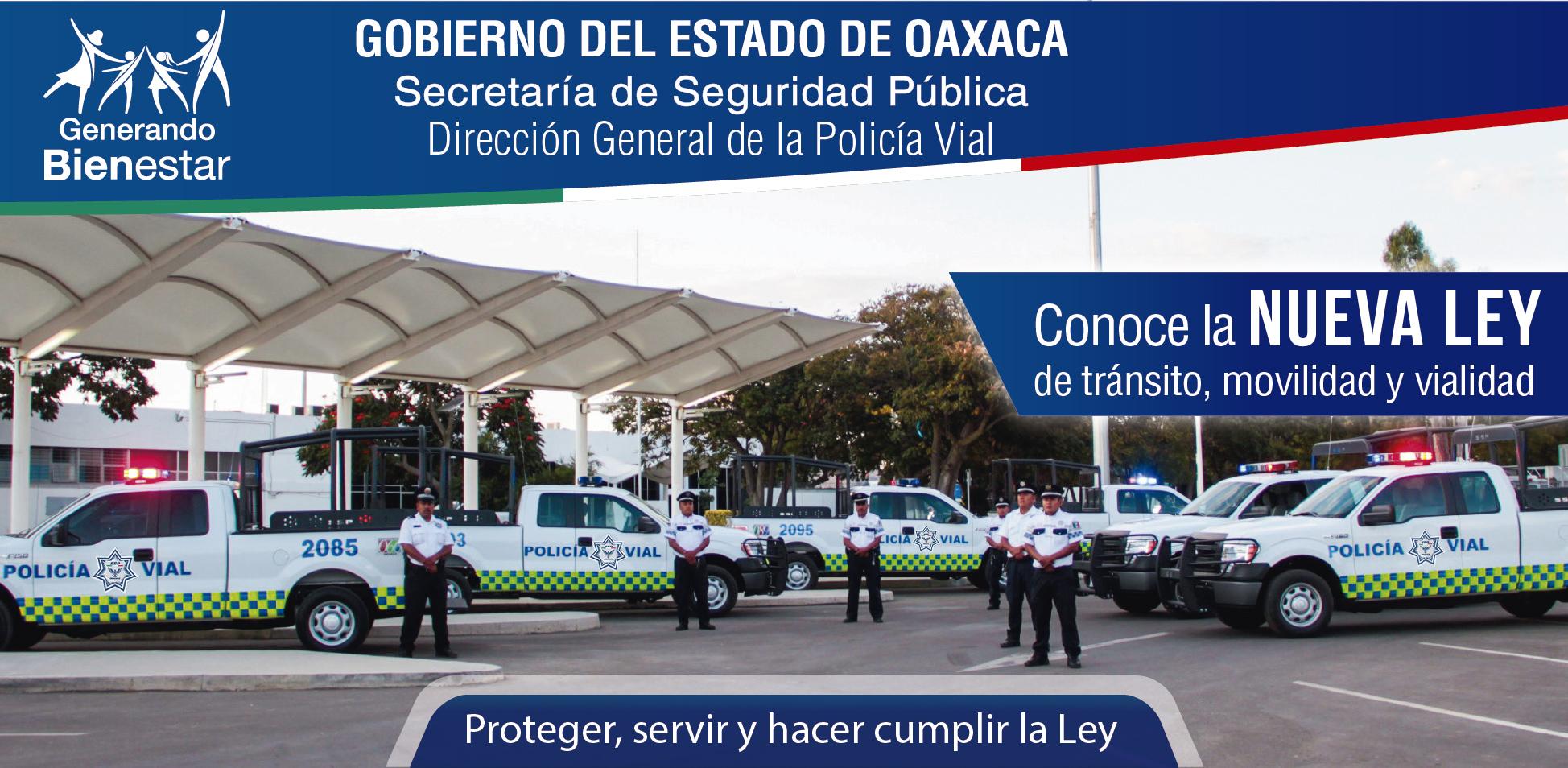 Conoce la Nueva Ley de Tránsito, Movilidad y Vialidad del Estado de Oaxaca