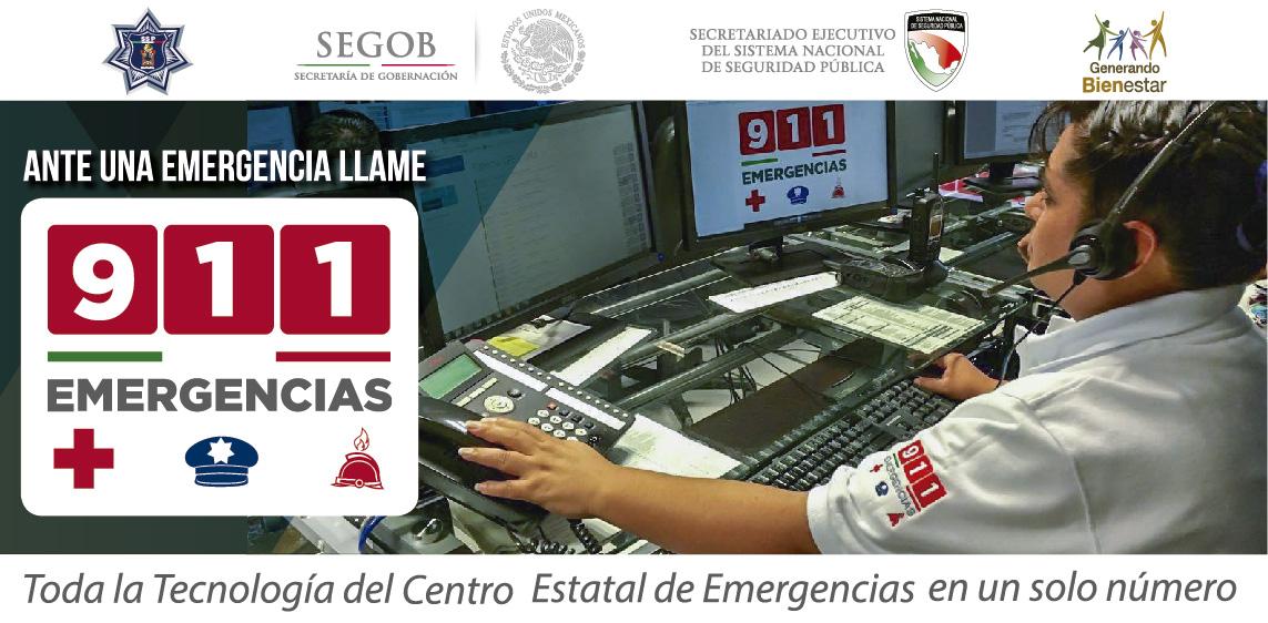 TODO LISTO PARA LA OPERACIÓN DEL 911, COMO ÚNICO NÚMERO DE EMERGENCIAS EN OAXACA: GABINO CUÉ